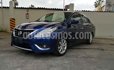 Foto Nissan Versa Advance Aut usado (2018) color Azul precio $179,900
