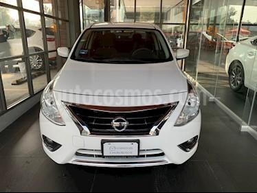 Nissan Versa Advance Aut usado (2017) color Blanco precio $162,000