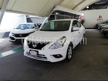 Foto venta Auto usado Nissan Versa Advance Aut (2016) color Blanco precio $169,000