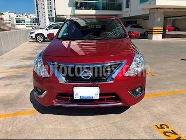 Nissan Versa Advance Aut usado (2016) color Marron precio $155,000