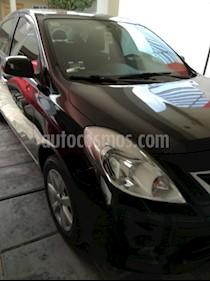 Foto Nissan Versa Advance Aut  usado (2014) color Negro precio $120,000