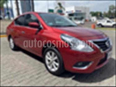 Foto Nissan Versa ADVANCE L4/1.6 MAN usado (2016) color Rojo precio $159,000