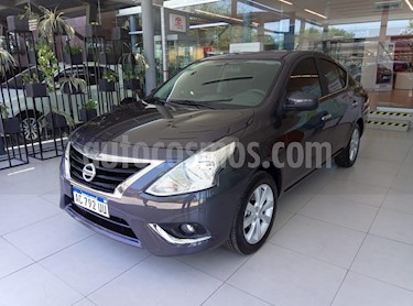 Foto venta Auto Usado Nissan Versa Advance (2018) color Marron