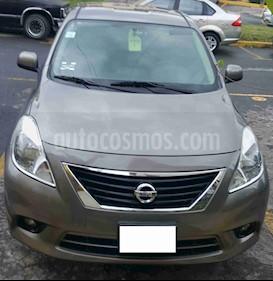 Foto Nissan Versa Advance  usado (2014) color Bronce precio $122,000