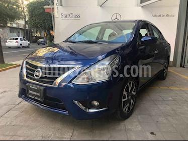 Foto Nissan Versa Advance usado (2019) color Azul precio $215,000