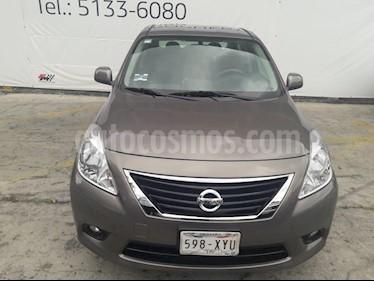 foto Nissan Versa Advance usado (2012) color Bronce precio $125,000