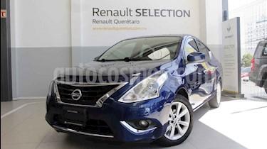 Foto Nissan Versa Advance usado (2018) color Azul precio $185,000