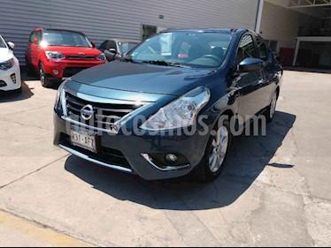 Foto venta Auto usado Nissan Versa Advance (2016) color Azul precio $165,000