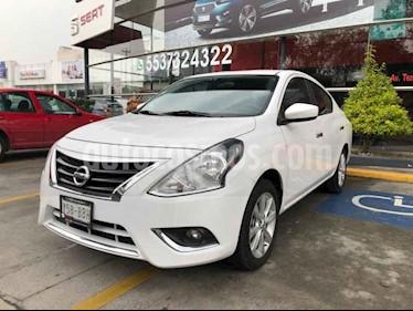 Foto Nissan Versa Advance usado (2017) color Blanco precio $160,000