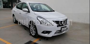 Foto venta Auto usado Nissan Versa Advance  (2018) color Blanco precio $170,000