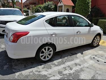 Foto Nissan Versa Advance  usado (2017) color Blanco precio $152,000