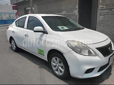 Nissan Versa Advance usado (2012) color Blanco precio $74,000