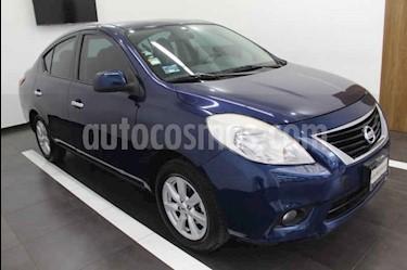 Foto Nissan Versa Advance usado (2014) color Azul precio $139,000
