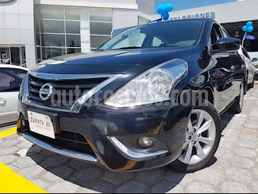 Foto Nissan Versa Advance usado (2015) color Negro precio $149,000