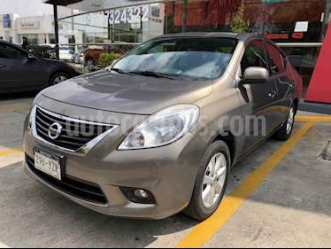 Foto Nissan Versa Advance usado (2014) color Cafe precio $130,000