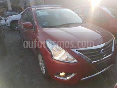 Foto venta Auto Seminuevo Nissan Versa Advance (2015) color Rojo precio $118,000