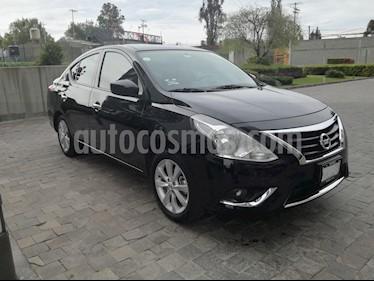 foto Nissan Versa Advance usado (2016) color Negro precio $165,000