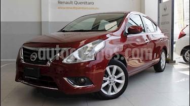 foto Nissan Versa Advance usado (2017) color Rojo precio $175,000