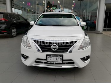 foto Nissan Versa Advance usado (2018) color Blanco precio $205,000