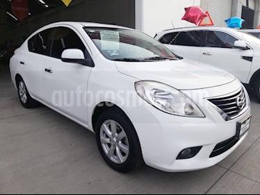 Foto Nissan Versa Advance  usado (2014) color Blanco precio $140,000
