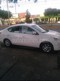 Foto venta Auto usado Nissan Versa Advance (2012) color Blanco precio $111,500