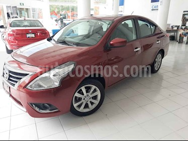 Foto venta Auto usado Nissan Versa Advance (2018) color Rojo precio $179,900