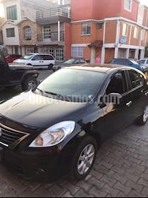 Foto Nissan Versa Advance usado (2013) color Negro precio $128,000