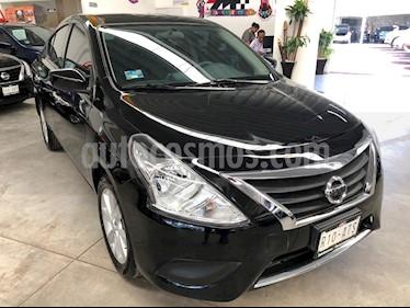 Foto Nissan Versa Advance usado (2018) color Negro precio $189,000