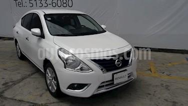 Foto Nissan Versa Advance usado (2017) color Blanco precio $168,900