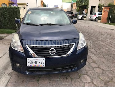 Foto Nissan Versa Advance  usado (2014) color Azul precio $118,000