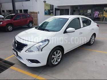 foto Nissan Versa Advance usado (2016) color Blanco precio $160,000
