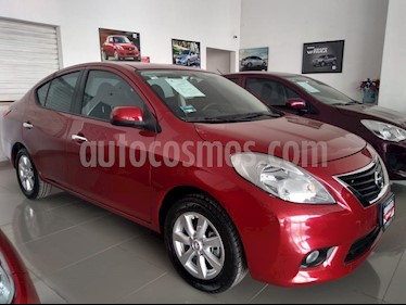 Foto venta Auto usado Nissan Versa Advance (2012) color Rojo precio $120,000