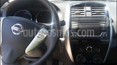 Nissan Versa Advance usado (2017) color Blanco precio $158,500