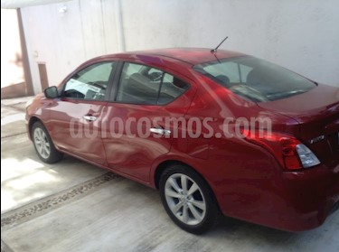 Foto venta Auto usado Nissan Versa Advance (2015) color Rojo precio $160,000