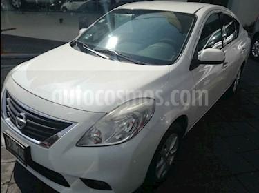 Foto Nissan Versa Advance usado (2014) color Blanco precio $125,000