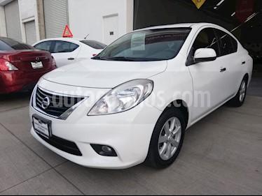 foto Nissan Versa Advance  usado (2014) color Blanco precio $150,000