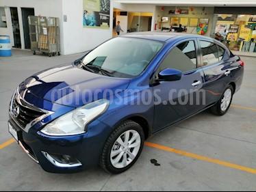 Foto Nissan Versa Advance usado (2018) color Azul precio $250,000