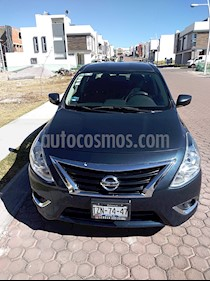 Foto venta Auto usado Nissan Versa Advance (2016) color Azul precio $150,000