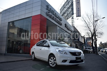 Foto venta Auto Seminuevo Nissan Versa Advance  (2014) color Blanco Alaska precio $143,000