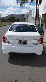 Nissan Versa Advance usado (2016) color Blanco precio $150,000