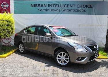 foto Nissan Versa Advance usado (2015) color Blanco precio $160,000