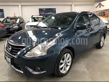 Foto Nissan Versa Advance  usado (2017) color Azul precio $189,000