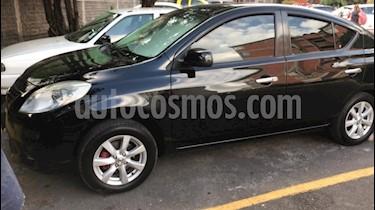Foto Nissan Versa Advance usado (2012) color Negro precio $105,000