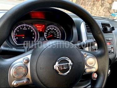 Foto venta Auto usado Nissan Versa Advance  (2014) color Blanco precio $135,000