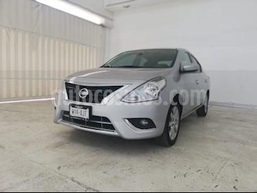 Foto venta Auto usado Nissan Versa Advance (2016) color Plata precio $159,000