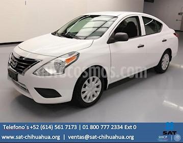 Foto venta Auto Seminuevo Nissan Versa Advance (2015) color Blanco precio $68,000