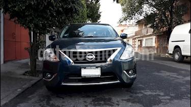 Foto Nissan Versa Advance usado (2015) color Azul precio $128,000