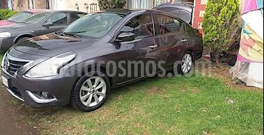 Foto Nissan Versa Advance usado (2016) color Gris precio $145,000