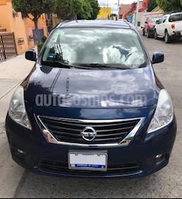 Foto Nissan Versa Advance  usado (2014) color Azul precio $132,500
