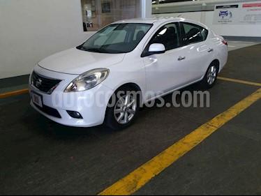 Foto venta Auto usado Nissan Versa Advance (2012) color Blanco precio $120,500